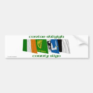 County Sligo Flags Bumper Stickers