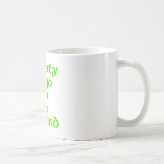 County Sligo, Ireland Basic White Mug