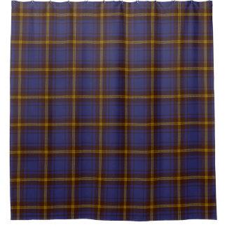 County Sligo Irish Tartan Shower Curtain
