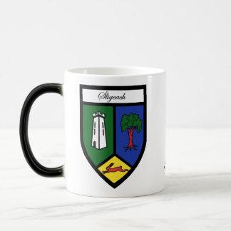 County Sligo Map & Crest Mugs