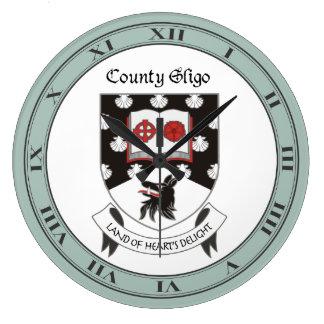 County Sligo Wall Clock