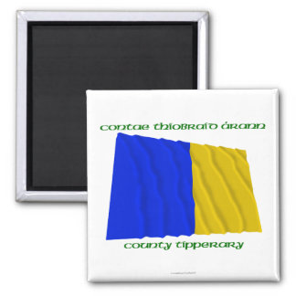 County Tipperary Colours Refrigerator Magnets