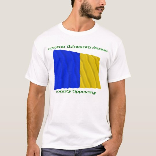 County Tipperary Colours T-Shirt