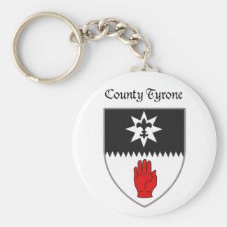 County Tyrone Key Chain