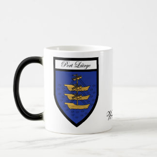 County Waterford Map & Crest Mugs