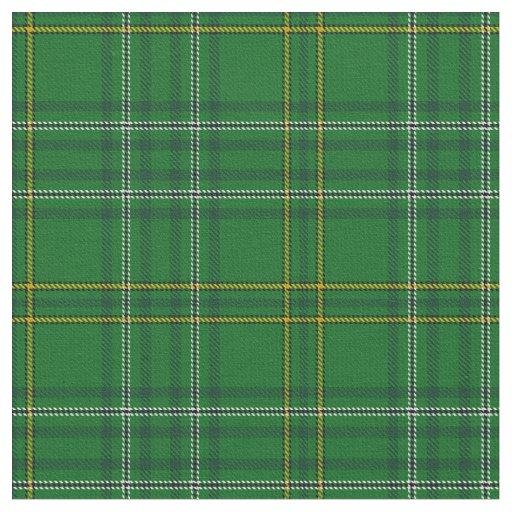 County Wexford Irish Tartan Fabric