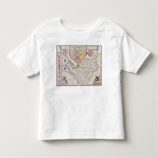 Countye Palatine of Chester, engraved by Toddler T-Shirt