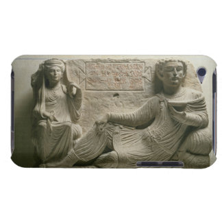 Couple at a banquet, tomb find from Palmyra, Syria Barely There iPod Covers