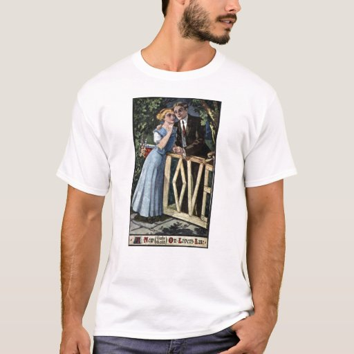 Couple at the Love Gate T-Shirt