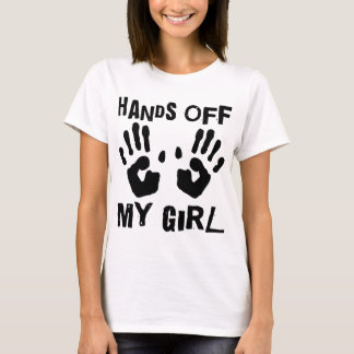 Couple Cute Hands Off T-Shirt