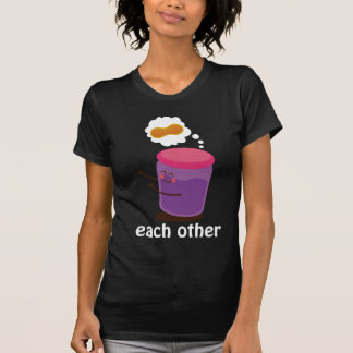 Couple Cute Made For Each Other Tee Shirts