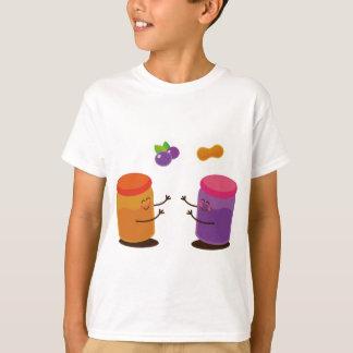 Couple Cute PBJ Shirt