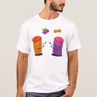 Couple Cute PBJ T-Shirt
