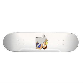 Couple Dancing Custom Skate Board