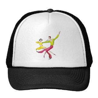 Couple Dancing Hat