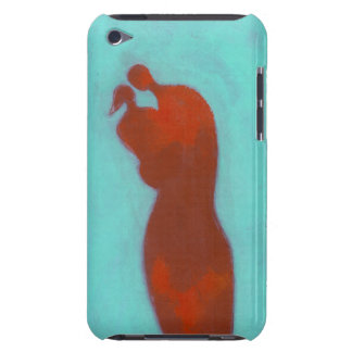 Couple Embracing iPod Touch Case-Mate Case