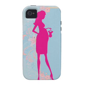 couple expecting baby iPhone 4/4S cases
