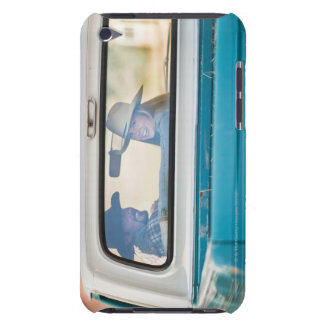 Couple in truck iPod touch cases