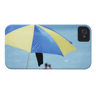 Couple Swimming, South Miami Beach, Florida iPhone 4 Case