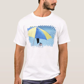 Couple Swimming, South Miami Beach, Florida T-Shirt