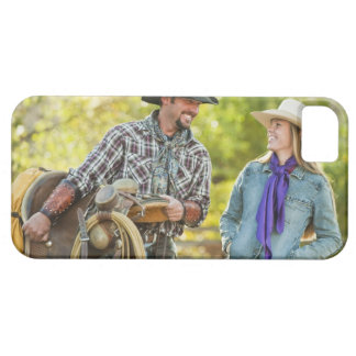 Couple talking iPhone 5 case