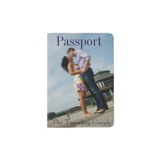 Couples in Love | Traveling Couple Passport Holder