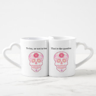 Couples' Shakespeare Quote Mug Set