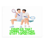 Couples That Tennis Together