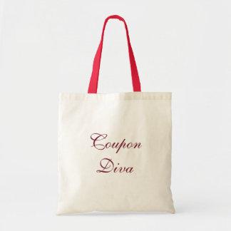 Coupon Diva Tote Bag