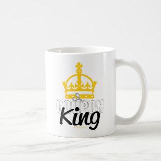 Coupon King Basic White Mug