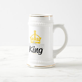 Coupon King Beer Steins