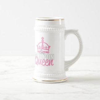 Coupon Queen Beer Steins