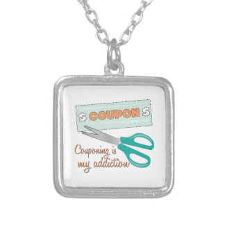 Couponing Is My Addiction Pendants