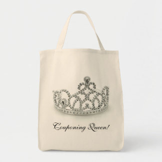 Couponing Queen Tote Bag