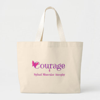 Courage 4 SMA - Butterfly 2 Canvas Bag