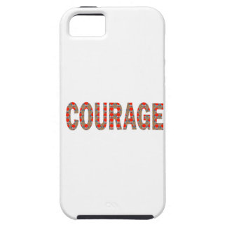 COURAGE Brave Kind Leader Champion LOWPRICES GIFT iPhone 5/5S Cover