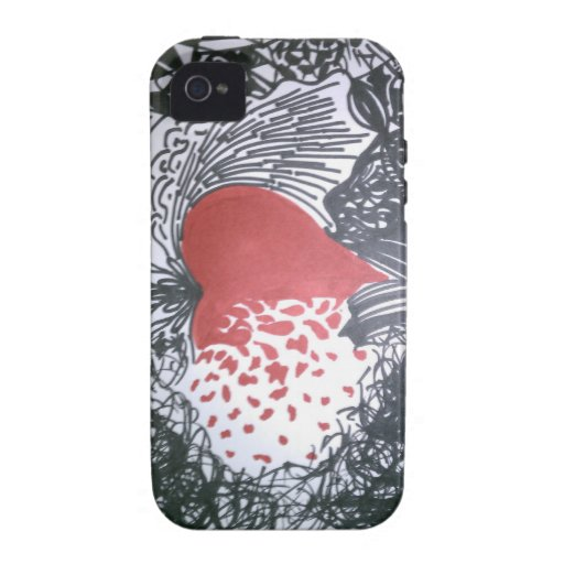 Courage Case-Mate iPhone 4 Cases