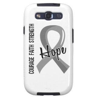 Courage Faith Hope 5 Asthma Samsung Galaxy S3 Cases