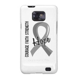 Courage Faith Hope 5 Asthma Samsung Galaxy Cases
