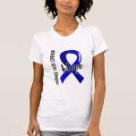 Courage Faith Hope 5 Rectal Cancer Tshirts