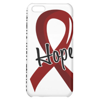Courage Faith Hope 5 Sickle Cell Disease iPhone 5C Cover