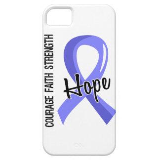 Courage Faith Hope 5 Thyroid Disease Case For The iPhone 5