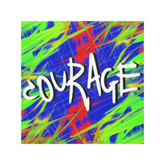 Courage Gallery Wrap Canvas