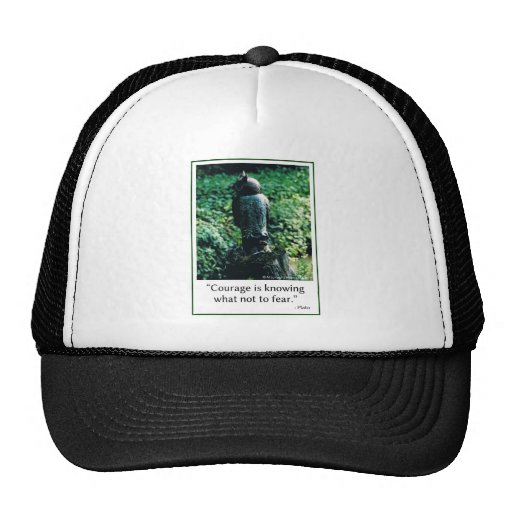 Courage in Everything Trucker Hat