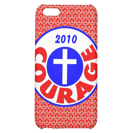 Courage Cover For iPhone 5C