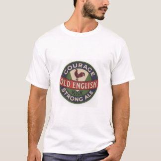 Courage Old English Ale T Shirt