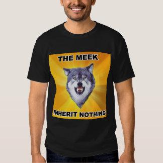 Courage Wolf Meek Inheritance Tee Shirts
