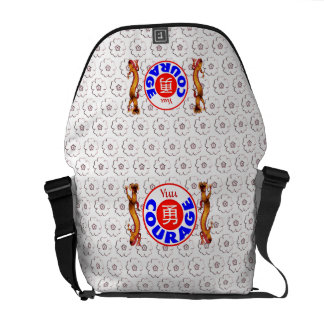 Courage - Yuu Courier Bags
