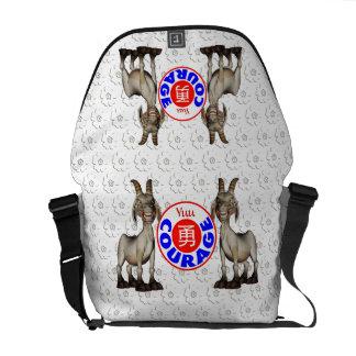 Courage - Yuu Goat Commuter Bags