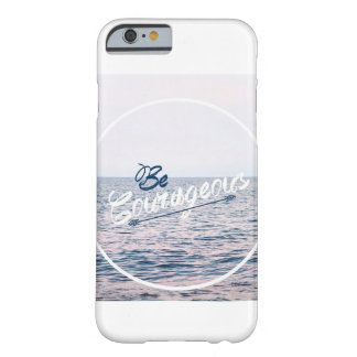 Courageous Barely There iPhone 6 Case